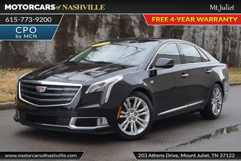 2018 Cadillac XTS for sale in Mount Juliet, TN