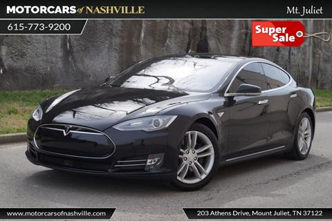 2016 Tesla Model S for sale in Mount Juliet, TN