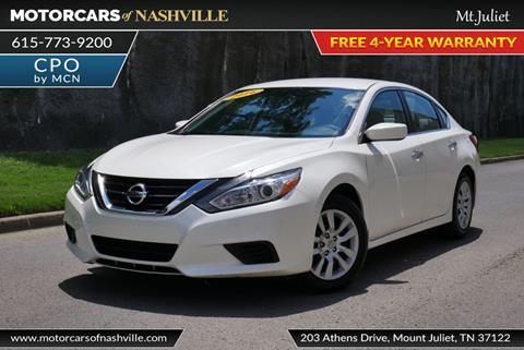 Motorcars Of Nashville >> Motorcars Of Nashville Mount Juliet Tn