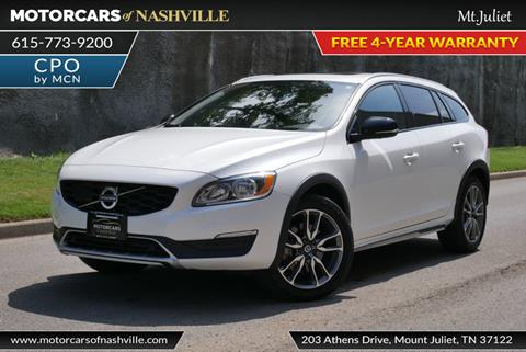 2018 Volvo V60 Cross Country for sale in Mount Juliet, TN