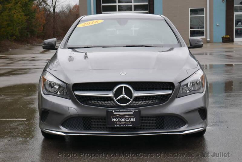 2018 Mercedes-Benz CLA CLA 250 (image 4)