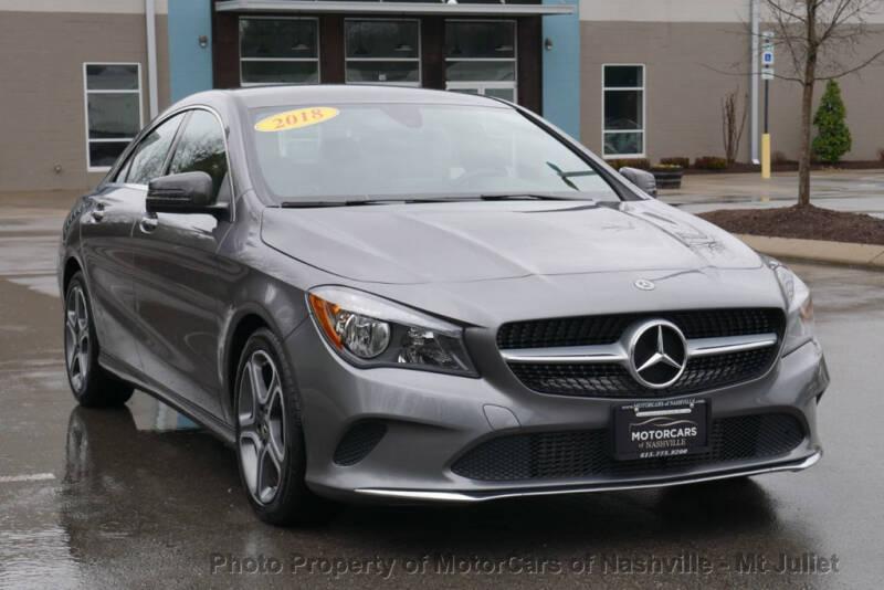 2018 Mercedes-Benz CLA CLA 250 (image 5)