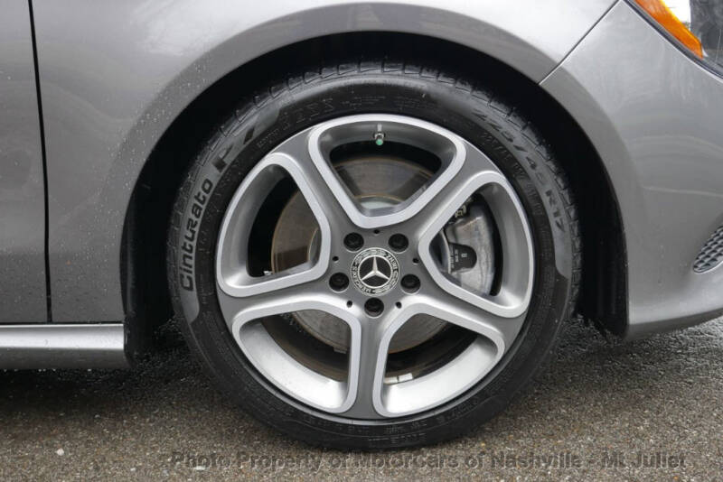 2018 Mercedes-Benz CLA CLA 250 (image 46)