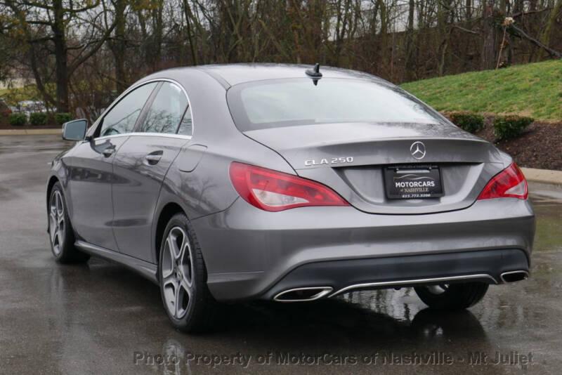 2018 Mercedes-Benz CLA CLA 250 (image 11)