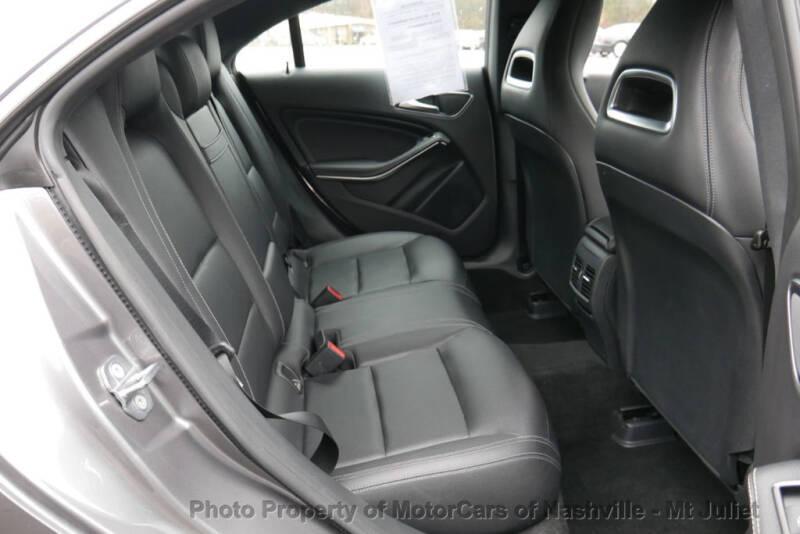 2018 Mercedes-Benz CLA CLA 250 (image 26)