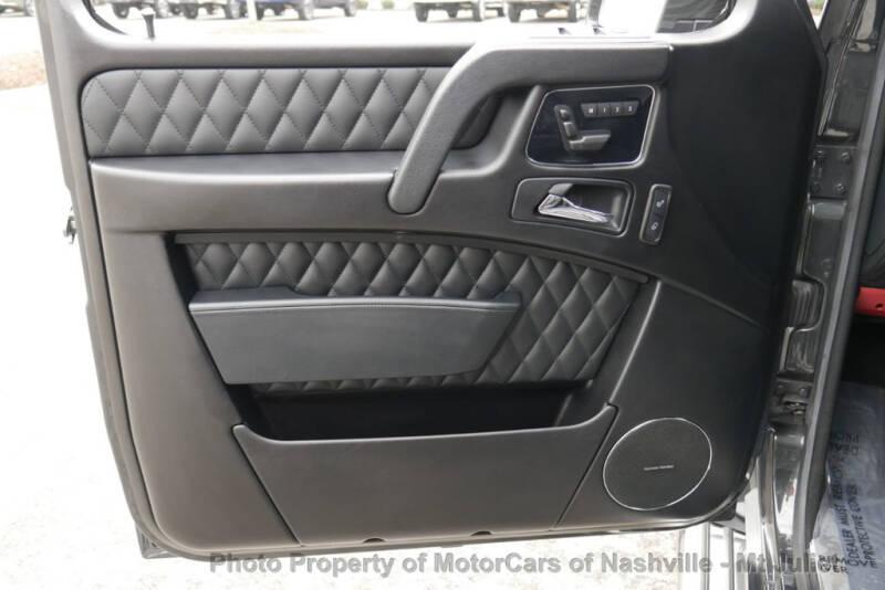 2016 Mercedes-Benz G-Class AMG G 63 (image 16)