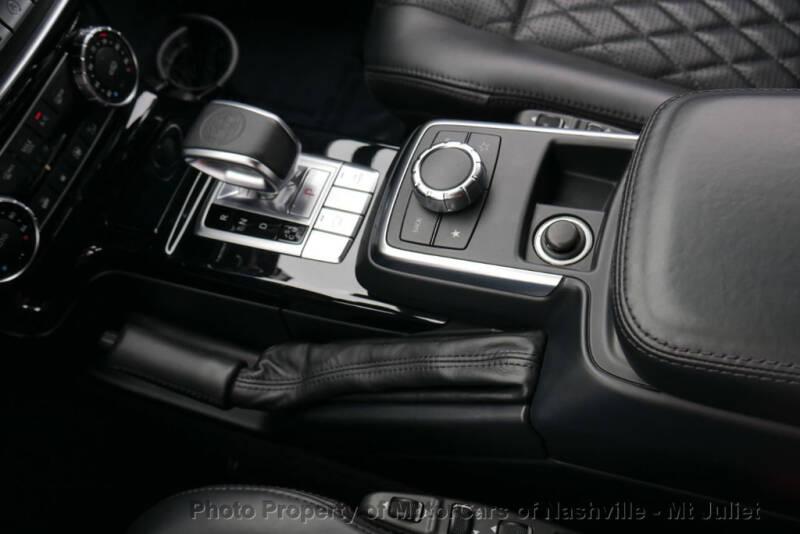 2016 Mercedes-Benz G-Class AMG G 63 (image 43)