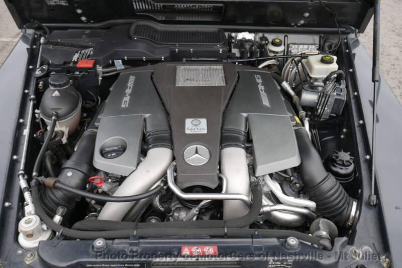 2016 Mercedes-Benz G-Class AMG G 63 (image 48)