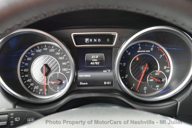 2016 Mercedes-Benz G-Class AMG G 63 (image 34)