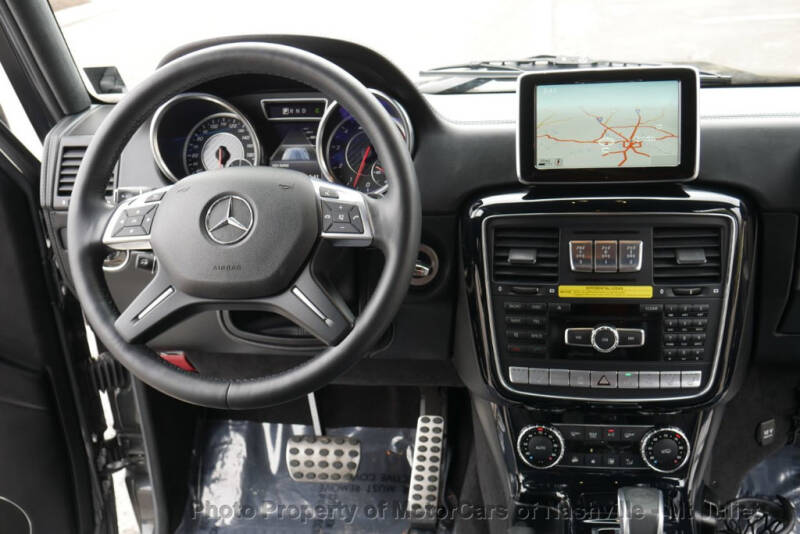 2016 Mercedes-Benz G-Class AMG G 63 (image 29)