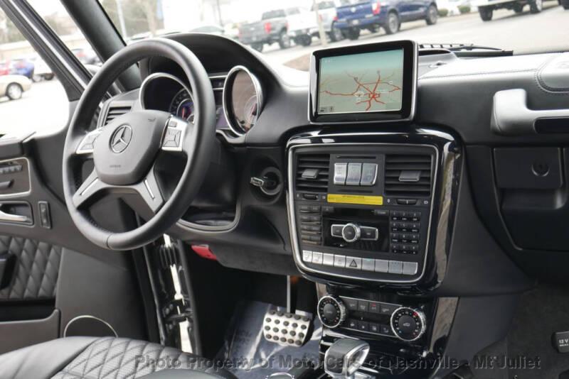 2016 Mercedes-Benz G-Class AMG G 63 (image 30)