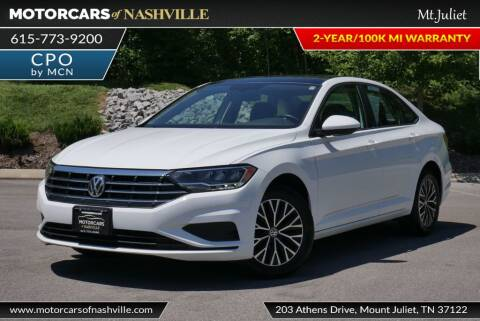 2019 Volkswagen Jetta for sale at MotorCars of Nashville in Mount Juliet TN