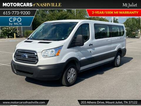 2019 Ford Transit Passenger for sale at MotorCars of Nashville in Mount Juliet TN