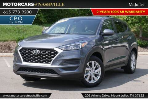 2019 Hyundai Tucson for sale at MotorCars of Nashville in Mount Juliet TN