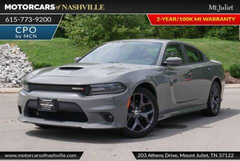 2019 Dodge Charger for sale at MotorCars of Nashville in Mount Juliet TN