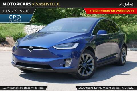 2016 Tesla Model X for sale at MotorCars of Nashville in Mount Juliet TN