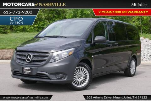 2018 Mercedes-Benz Metris for sale at MotorCars of Nashville in Mount Juliet TN