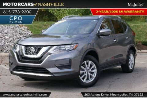 2020 Nissan Rogue for sale at MotorCars of Nashville in Mount Juliet TN