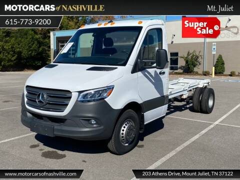 2019 Mercedes-Benz Sprinter for sale at MotorCars of Nashville in Mount Juliet TN