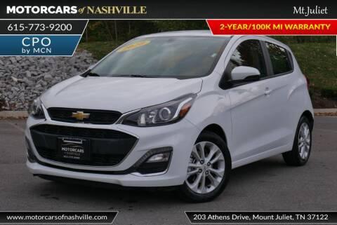 2020 Chevrolet Spark for sale at MotorCars of Nashville in Mount Juliet TN