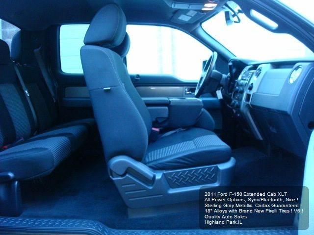 2011 Ford F-150 XLT 4x2 4dr SuperCab Styleside 6.5 ft. SB - Highland Park IL