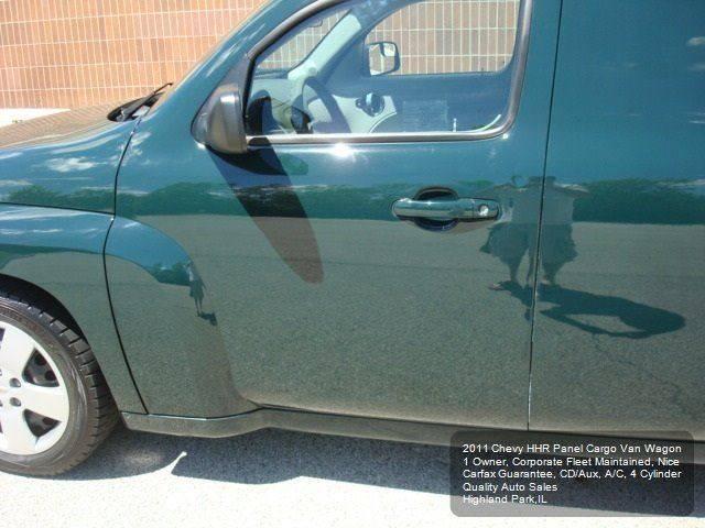 2011 Chevrolet HHR Panel LS 4dr Wagon - Highland Park IL