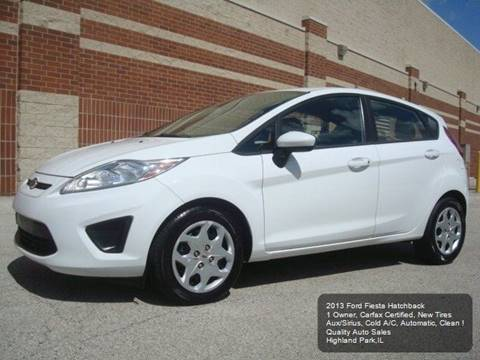 2013 Ford Fiesta for sale in Highland Park, IL