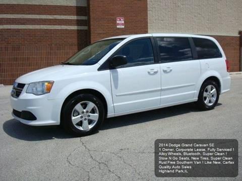 2014 Dodge Grand Caravan for sale in Highland Park, IL
