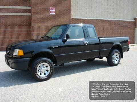 2005 Ford Ranger for sale in Highland Park, IL