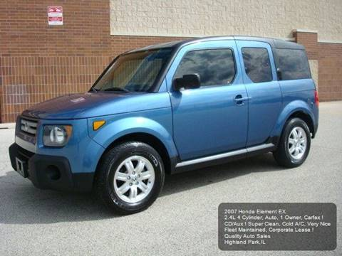 2007 Honda Element for sale in Highland Park, IL