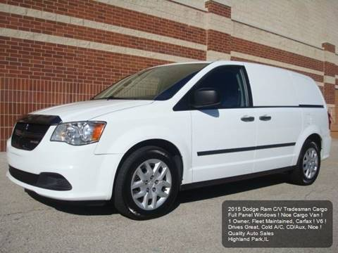 2015 RAM C/V for sale in Highland Park, IL