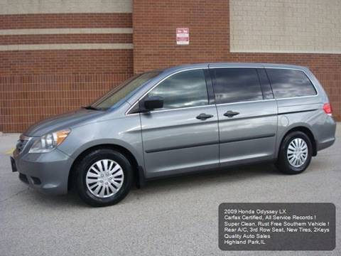 2009 Honda Odyssey for sale in Highland Park, IL