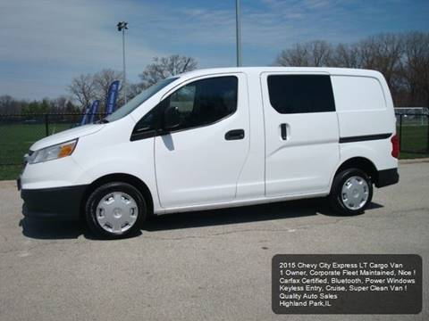 72ac084e4c 2015 Chevrolet City Express Cargo for sale in Highland Park