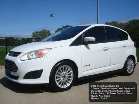 2013 Ford C-MAX Hybrid for sale in Highland Park, IL