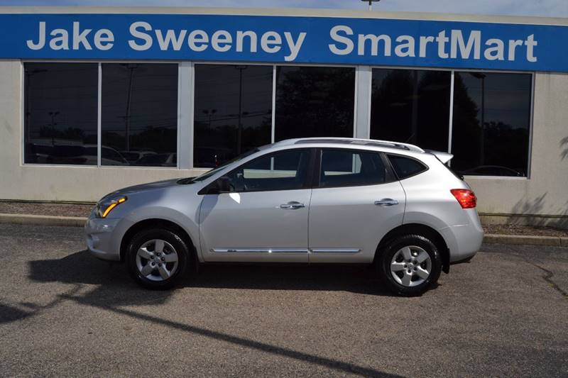 2015 Nissan Rogue Select S 4dr Crossover - Cincinnati OH