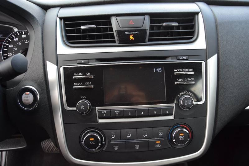 2016 Nissan Altima 2.5 S 4dr Sedan - Cincinnati OH