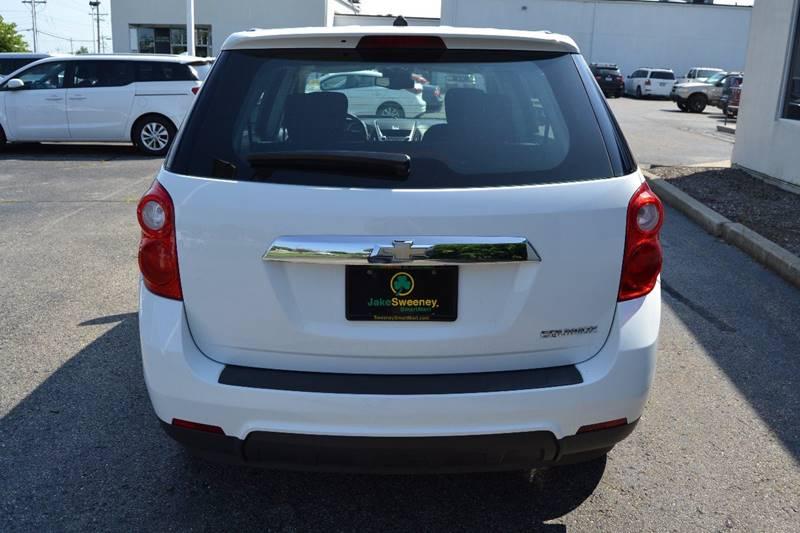2014 Chevrolet Equinox LS 4dr SUV - Cincinnati OH