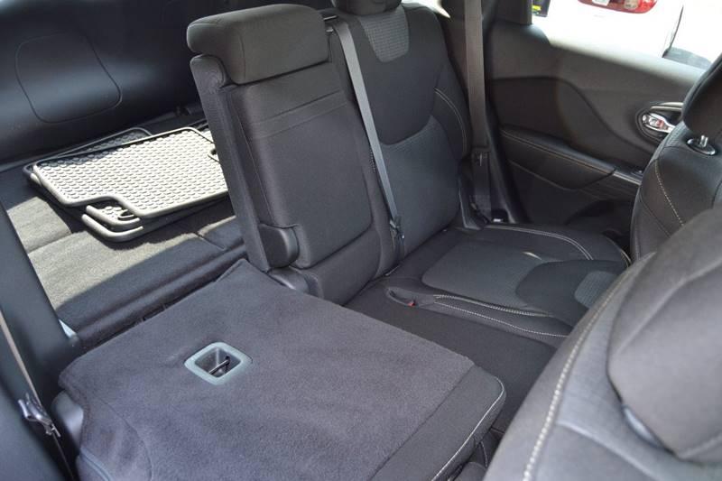 2015 Jeep Cherokee 4x4 Latitude 4dr SUV - Cincinnati OH