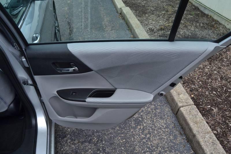 2014 Honda Accord LX 4dr Sedan CVT - Cincinnati OH