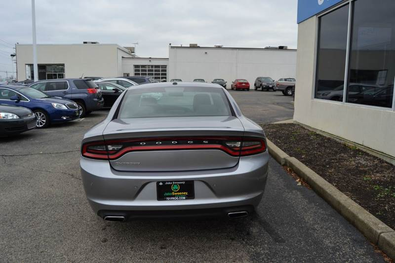 2015 Dodge Charger SE 4dr Sedan - Cincinnati OH