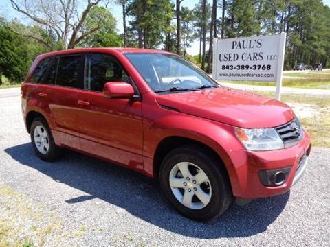 2013 Suzuki Grand Vitara for sale in Lake City, SC