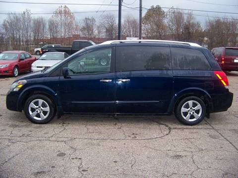 2009 Nissan Quest for sale in Decatur, IL