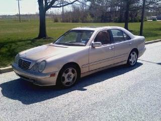 2001 Mercedes-Benz E-Class for sale at Laurel Wholesale Motors in Laurel MD