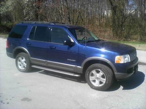 2004 Ford Explorer for sale at Laurel Wholesale Motors in Laurel MD
