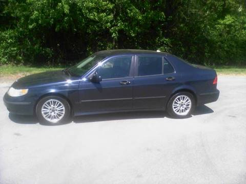 2005 Saab 9-5 for sale at Laurel Wholesale Motors in Laurel MD
