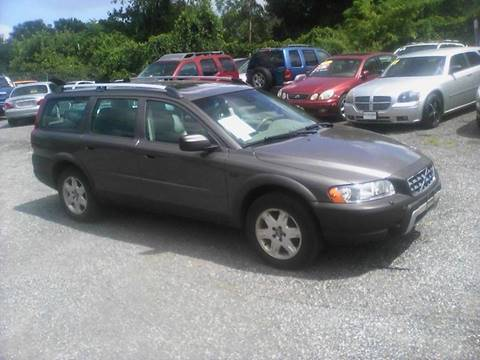 2005 Volvo XC70 for sale at Laurel Wholesale Motors in Laurel MD