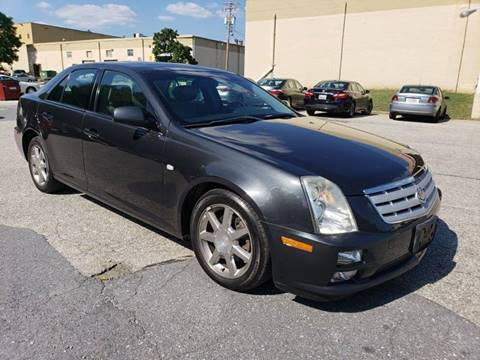 2005 Cadillac STS for sale at Laurel Wholesale Motors in Laurel MD