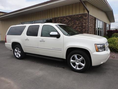 2014 Chevrolet Suburban for sale in Truman, MN