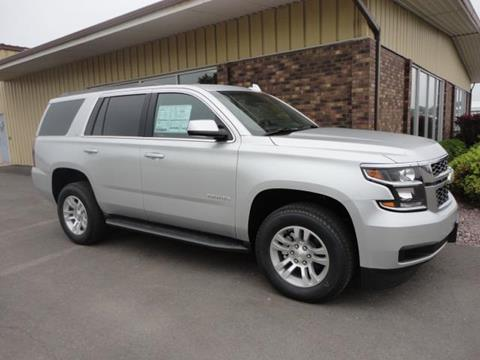 2017 Chevrolet Tahoe for sale in Truman, MN