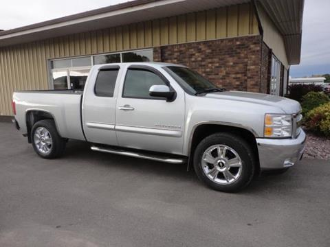 2012 Chevrolet Silverado 1500 for sale in Truman, MN